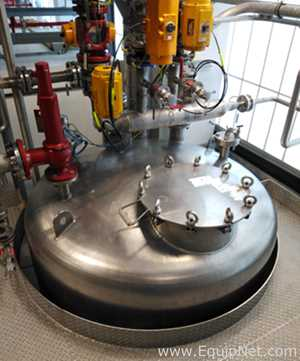 4500 Liters Tank In Stainless Steel