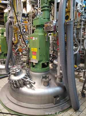 Reator aço inox COEK Geel