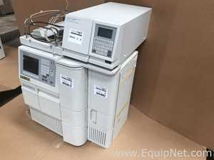 Waters 2695 HPLC With 2487 Absorbance Detector