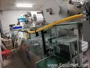 Seladora Blister Duan Kwei Machinery Enterprise Co., Ltd. DK-PS 40A