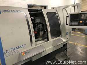 Trituradora Jones and Shipman Ultramat 650 EASY. Sin usar