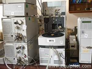 Varian ProStar HPLC System with Software/PC/Printer