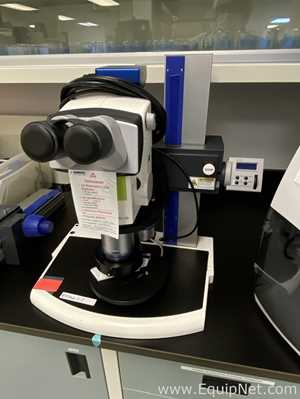 Zeiss Stereo Discovery V12 With 2 Cold Light Source KL 2500 LCD, Spare Parts and Accesories
