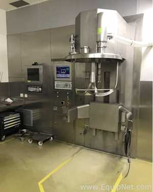 Collette Gral 300 Liter High Shear Mixer Granulator
