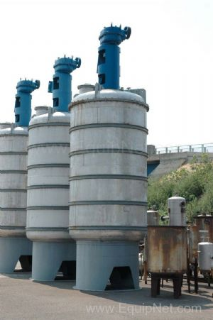 Stainless Steel 23000 Liters Pressure Mixing Tank