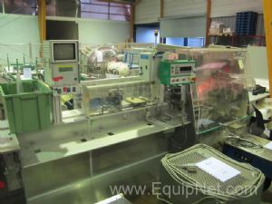 Marchesini MB421 Blister Thermoformer Machine