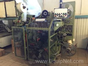 Máquina para embolsado de té IMA C21