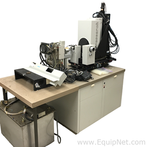 Rigaku RU-H2R Rotating Anode X-Ray XRD Crystallography System with Mar Research 300 Plate Reader