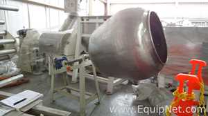 Stainless Steel Conventional Coating Pans