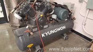 Kyungwon Machinery AR10C Reciprocating Compressor