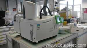 Perkin Elmer Clarus 680 Gas Chromatograph System