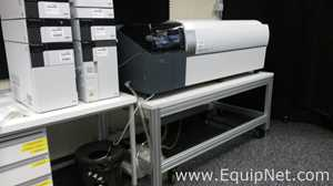 Shimadzu LCMS-IT-TOF Mass Spectrometer With UHPLC Front End