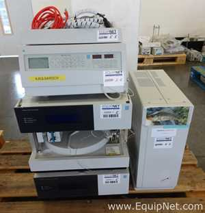 Dionex Ultimate 3000 HPLC System