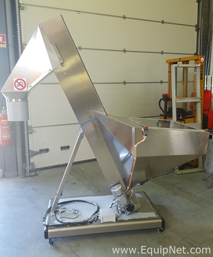H2M Technologies Product lifting hopper - elevator