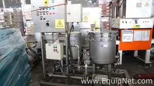 Candy Recycling Installations CRI-23-P Pressure Filter