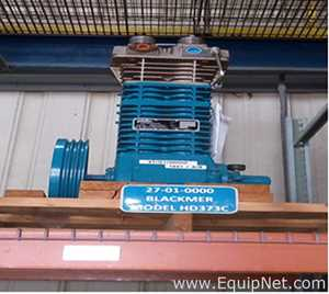 Blackmer HD373C Two Stage Air gas Compressor