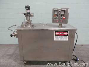 Stainless Steel Bottom Driven Laboratory High Shear Mixer Granulator