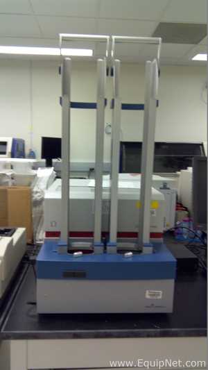 BMG Lumistar Omega Plate Reader with Stacker