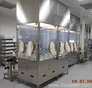 Optima UJ-150 Automatic Filling And Sealing Line for BD Uniject Syringes