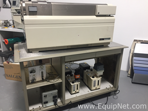 API Sciex 3000 w/ Analyst and Waters UPLC