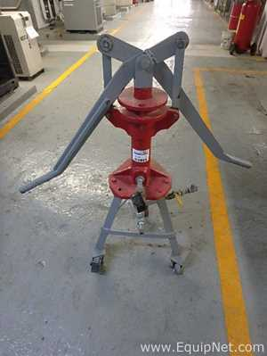 Manual Pump for Hydrostatic Tests