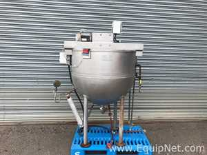 Stainless Steel 500L Jacketed Mixing Kettle