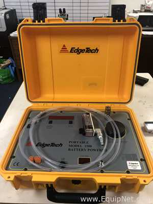 EdgeTech 1500 Dew Point Hygrometer w/S2SC Sensor