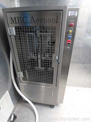 MBC Arosol Semi-automatic Two Can Shaker