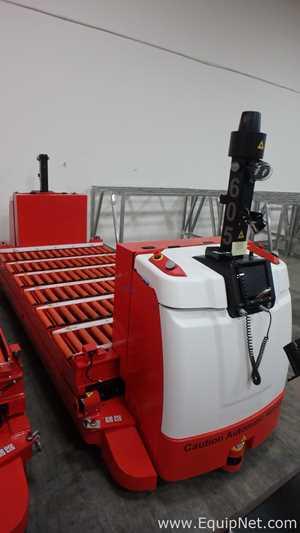 Unused JBT SGV4000 Conveyor Deck AGV Automatic Guided Vehicle