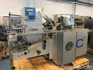 Encartonadora Horizontal Uhlmann Packaging Systems C130