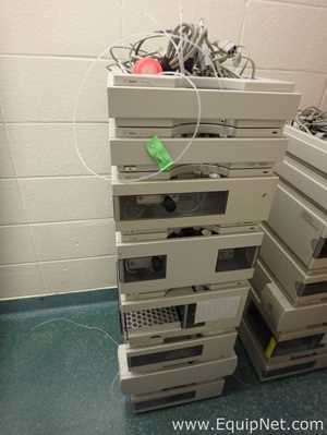 Agilent Technologies 1100 Series HPLC