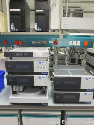 Dionex UltiMate 3000 HPLC System with PDA Detector-HPLC53