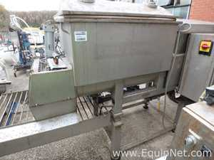 Karl Schnell 200 Liter Double Ribbon Blender - Mixer