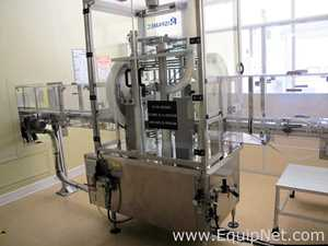Hispamec Bottle Blower Air Cleaning System