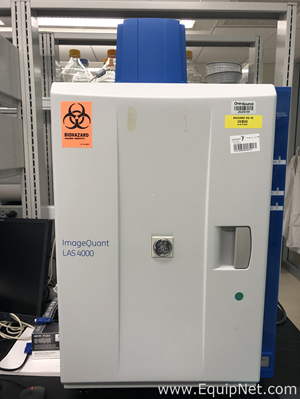GE Healthcare ImageQuant 400 Imager