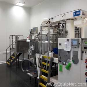 FRYMA VME-700 Mixing Platform 700 liters
