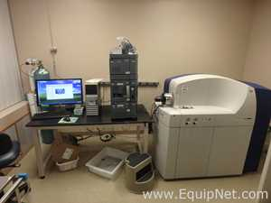 MICROMASS Q-Tof Ultima Mass Spectrometer With Waters Acquity UPLC