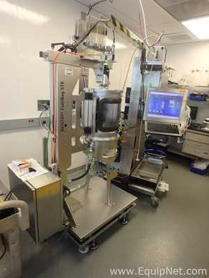 Sartorius BIOSTAT CultiBag STR Single Use Bioreactor With Finesse G3PRO IO Tower Control