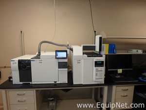 Agilent 8890 Gas Chromatograph GC-MS With 5977B MSD and 7698A Headspace Sampler