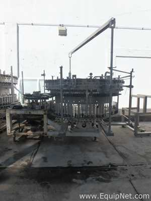 Meyer 78/18 Bottle Monoblock Filling and Crown Capping Machine