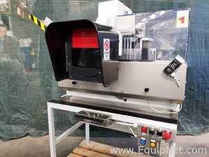 Inspektionsmaschine für Kleinflaschen oder Ampullen Strunck KVL A06