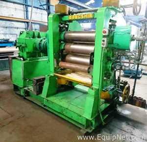 BONGSHING CALENDER MILL BONGSHING Maquina para Fabricacion