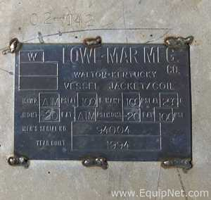 Tanque Lowe Mar No. de cuchillas 20000 GALS