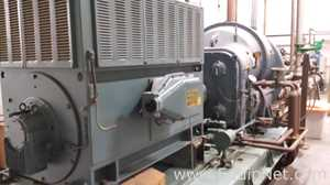 Ingersoll Rand Centac C140MX4 Air Compressor