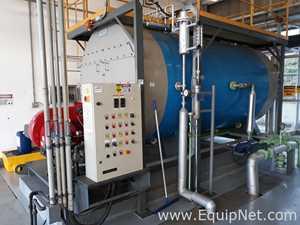 Tenge TG 250/10 Natural Gas 3250 Kg/hour Steam Boiler