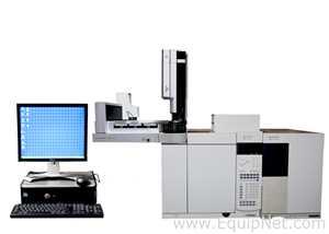 Agilent 7890A GC/7693 ALS/ 240 Ion Trap GC/MS System