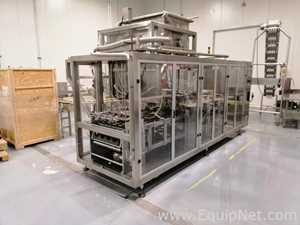 Eastsign Soup Filling and Capping Machine 4 lane