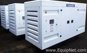 Generador Diesel Cummins 400 kva silent