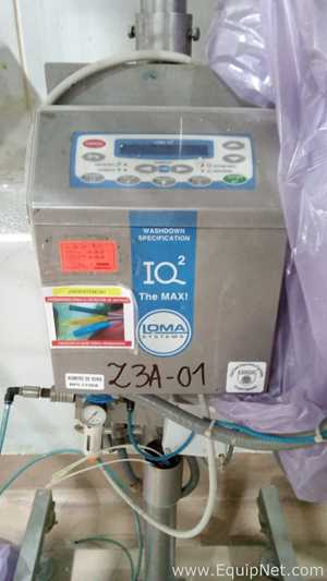 Detector de Metais Loma IQ2