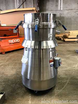 Russell Finex 17300 Stainless Steel Vibratory Sieve